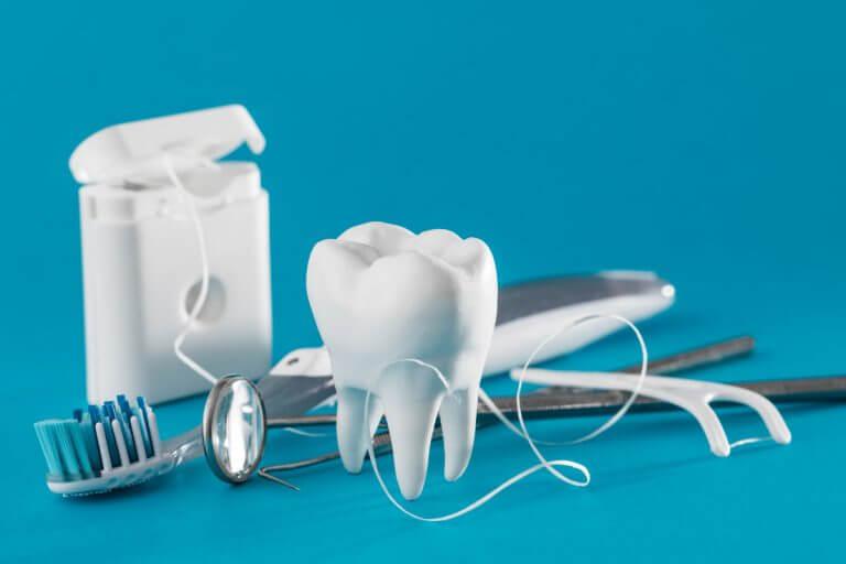 Die vier Säulen der Zahngesundheit