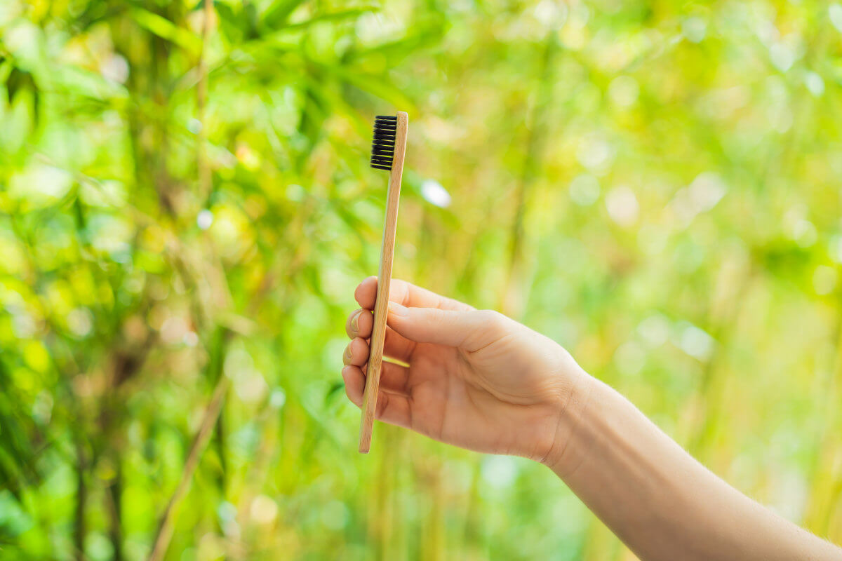 Aus welchen Materialien werden Bambuszahnbürsten hergestellt