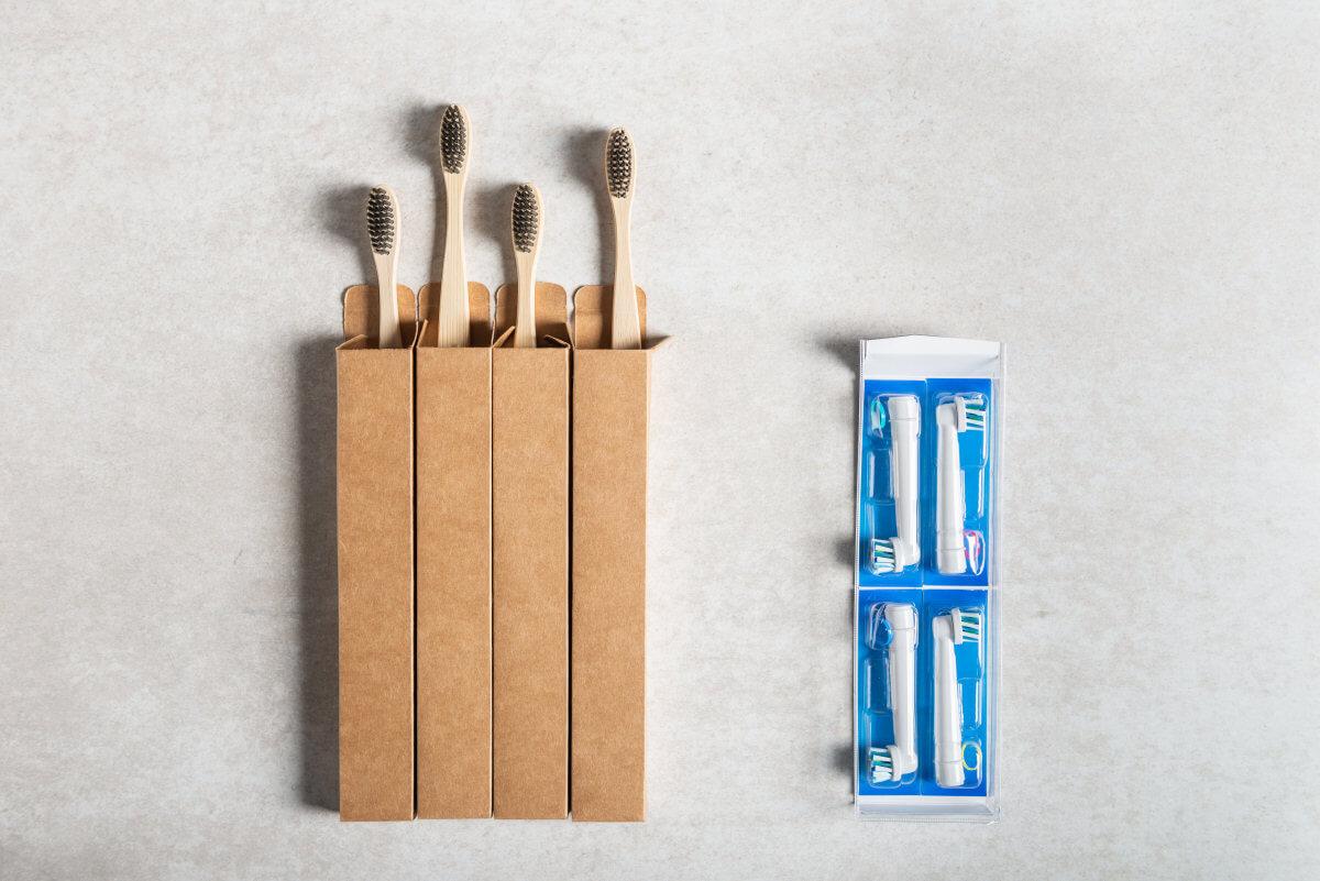 Warum Bambuszahnbürsten eine Alternative zu Modellen aus Plastik darstellen