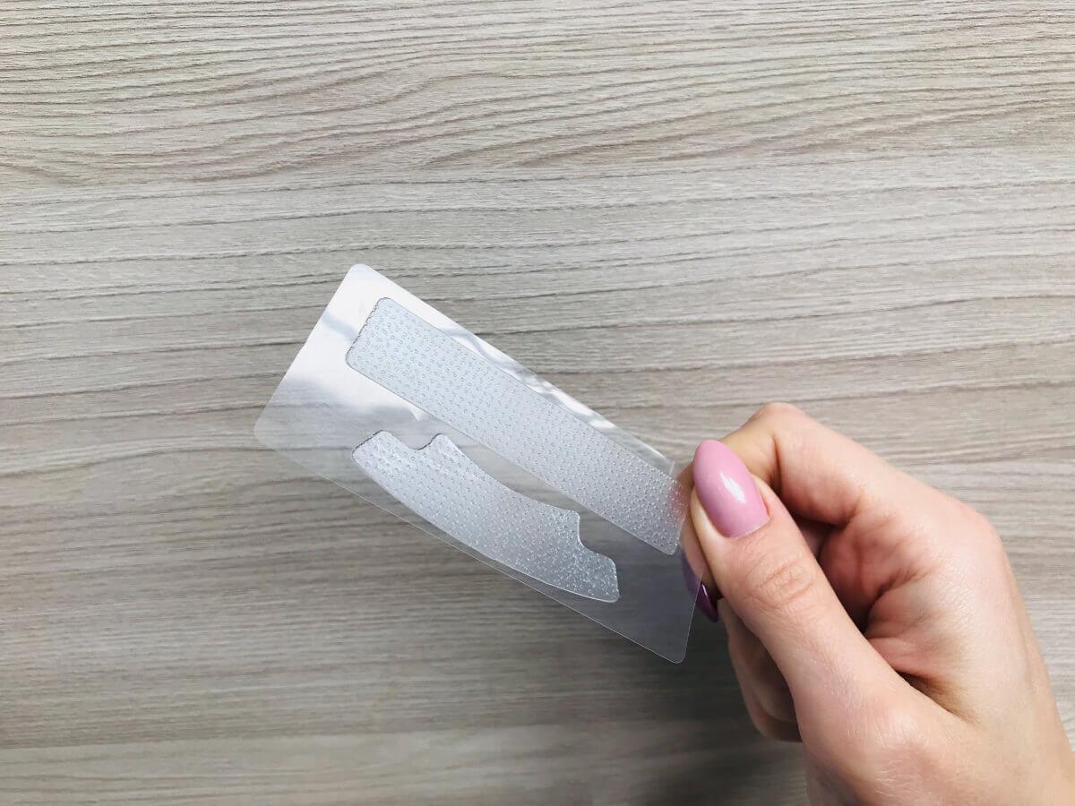 Wie werden White Strips richtig angewendet