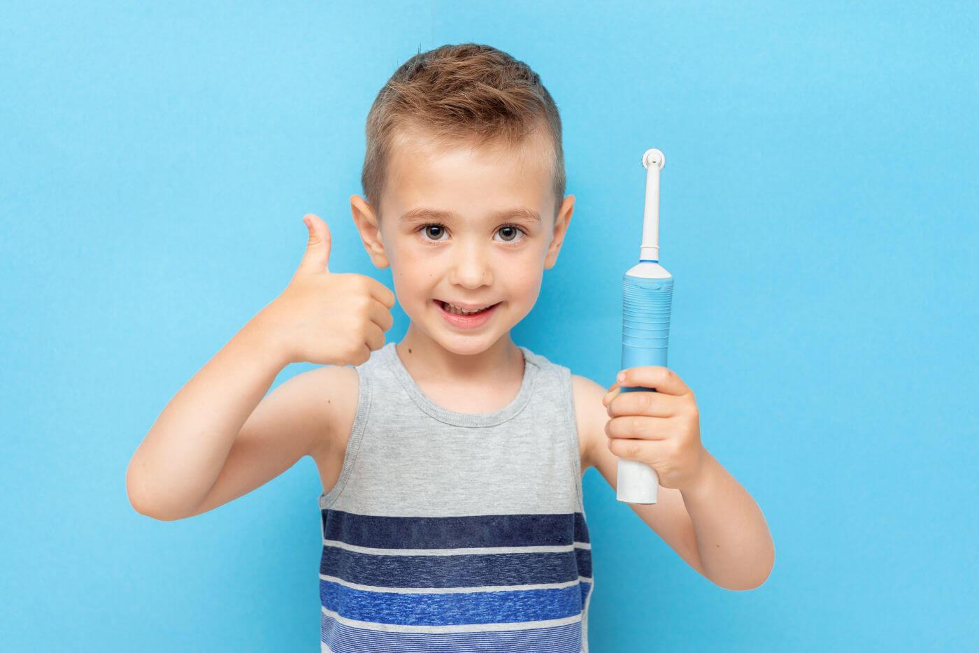 Beste elektrische Kinderzahnbürste