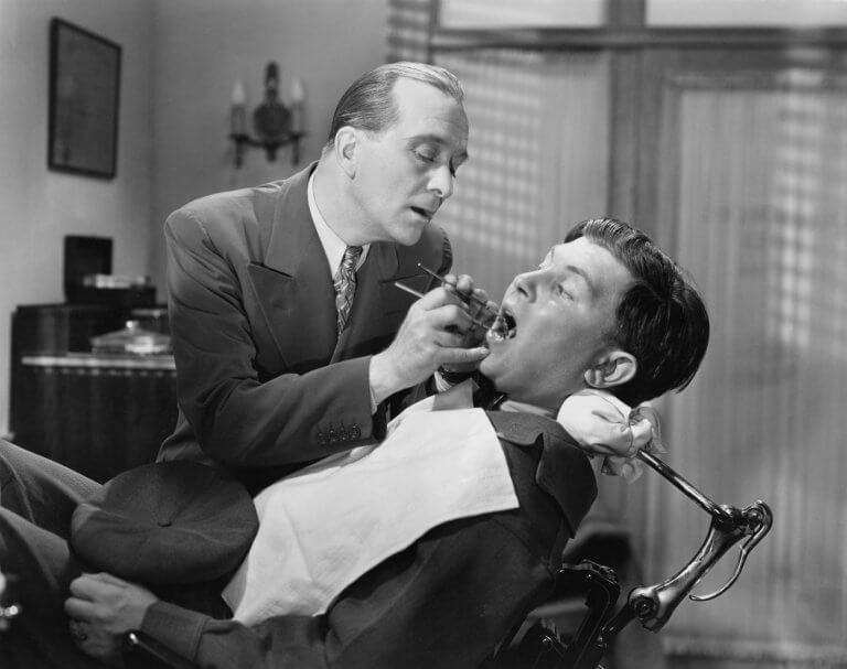 Die Angst vor dem Zahnarzt